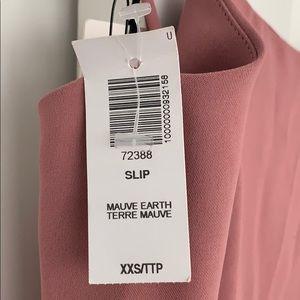 Aritzia Dresses - Aritzia Dusty Rose Dress